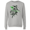 Magic The Gathering - Nissa Character Art Women's Grey Sweatshirt (Medium)