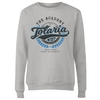Magic The Gathering - Tolaria Academy Women's Grey Sweatshirt (X-Large)
