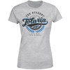 Magic The Gathering - Tolaria Academy Women's Grey T-Shirt (Large)
