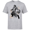 Magic The Gathering - Gideon Character Art Men's Grey T-Shirt (Large) Cover