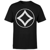 Magic The Gathering - Colourless Mana Men's Black T-Shirt (Medium)