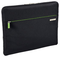 Leitz Complete 13.3 Inch Notebook Power Protective Sleeve - Black