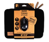 Port Designs - Torino Sleeve 13.3-14 inch - Black & USB Wired Mouse