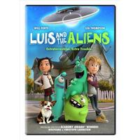 Luis & the Aliens (Region 1 DVD)