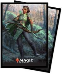 Ultra Pro - Deck Protector Sleeves for Magic: The Gathering - Vivien Reid (80 Sleeves) - Cover