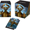 Ultra Pro - PRO 100+ Deck Boxes for Magic: The Gathering - M19 Nicol Bolas, The Arisen