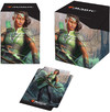 Ultra Pro - PRO 100+ Deck Boxes for Magic: The Gathering - M19 Vivien Reid
