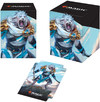 Ultra Pro - PRO 100+ Deck Boxes for Magic: The Gathering - M19 Ajani, Adversary of Tyrants