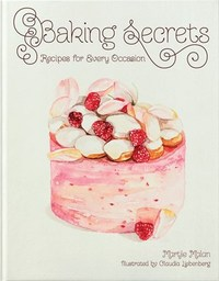 Baking Secrets - Martjie Malan (Hardcover) - Cover
