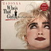 Madonna - Who's That Girl - Movie Soundtrack (Vinyl)