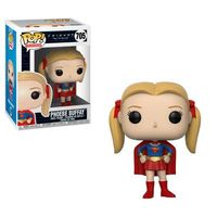 Funko Pop! Television - Friends - Phoebe As Supergirl Vinyl Figure - Cover