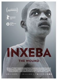 Inxeba (The Wound) (DVD) - Cover