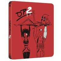 Deadpool 2 - Steelbook Edition (Blu-ray)