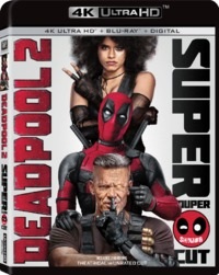Deadpool 2 (4K Ultra HD + Blu-ray) - Cover