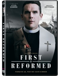 First Reformed (DVD) - Cover
