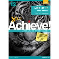 X-Kit Achieve! Life of Pi: English Home Language: Grade 12: Study Guide - Y. Martel (Paperback)