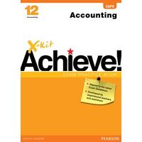 X-Kit Achieve! Accounting: Grade 12: Exam Practice Book - D. Kerdachi (Paperback)