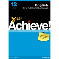 X-Kit Achieve! English First Additional Language: Grade 12: Study Guide (Paperback)
