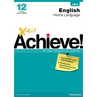 X-Kit Achieve! English Home Language: Grade 12: Exam Practice Book - G. Cator (Paperback)