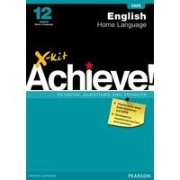 X-Kit Achieve! English Home Language: Grade 12: Study Guide - B Tucker (Paperback)