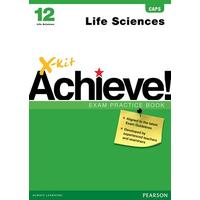 X-Kit Achieve! Life Sciences: Grade 12: Exam Practice Book - J. Avis (Paperback)