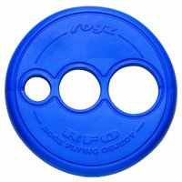 Rogz - Flying Object Large 250mm Dog Throwing Disc Toy (Blue) - Cover