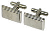 Rangers F.C. - Club Crest Stainless Steel Cufflinks