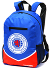 "Rangers F.C. - Club Crest & text ""RANGERS""  Swoop Backpack"