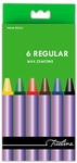 Treeline - Regular Wax Crayons 6 Piece (Box of 10) Cover