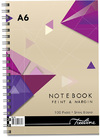 Treeline - A6 Spiral Note Books Side Bound Wiro 100 pg (Box of 10)