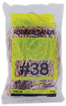 Treeline - No. 38 Rubber Bands Approx 840 Bands (Box of 10)