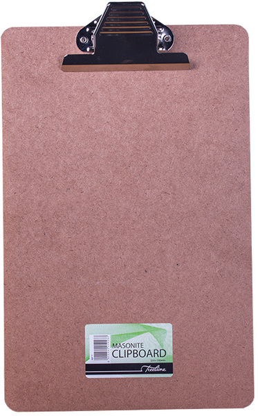 treeline a4 masonite clipboard household online raru
