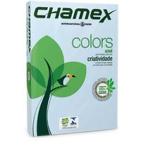 Chamex - A4 Tinted Colour Paper Ream - Blue (500 Sheets)