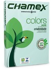 Chamex - A4 Tinted Colour Paper Ream - Green (500 Sheets)