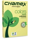 Chamex - A4 Tinted Colour Paper Ream - Yellow (500 Sheets)