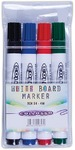 Collosso - Whiteboard Markers Bullet Point (Pack of 4)