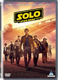 Solo: A Star Wars Story (DVD) - Cover