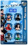 DC HeroClix - Justice League Dice and Token Pack (Miniatures)
