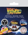 Back to the Future 5 Badge Pack