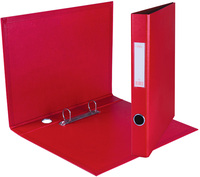 Treeline - PVC Ringbinders (Red) - Cover