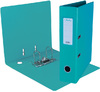 Treeline - A4 Lever Arch File PVC Turquoise (Box of 10)