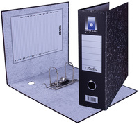 Treeline - A4 Giant Upright Mottled Board Lever Arch File - Cover