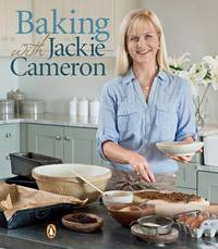 Baking With Jackie Cameron - Jackie Cameron (Paperback) - Cover