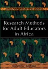 UNESCO RESEARCH METHODSADULT EDUCA - Bagele Chilisa (Paperback)