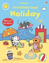 My First Sticker Book - Jessica Greenwell (Paperback) - Cover
