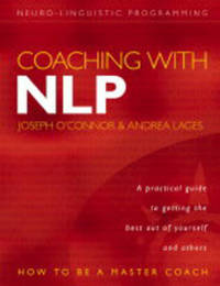 Coaching With Nlp - Joseph O'Connor (Paperback) - Cover