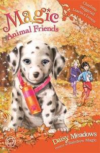 Magic Animal Friends: Charlotte Waggytail Learns a Lesson - Daisy Meadows (Paperback) - Cover