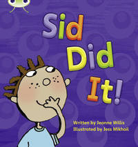 Phonics Bug: Sid Did it Phase 2 - Jeanne Willis (Paperback) - Cover