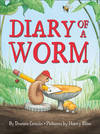 Diary of a Worm - Doreen Cronin (Paperback)