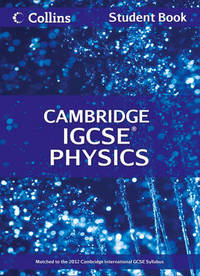 Cambridge Igcse Physics Student Book - Chris Sunley (Paperback) - Cover